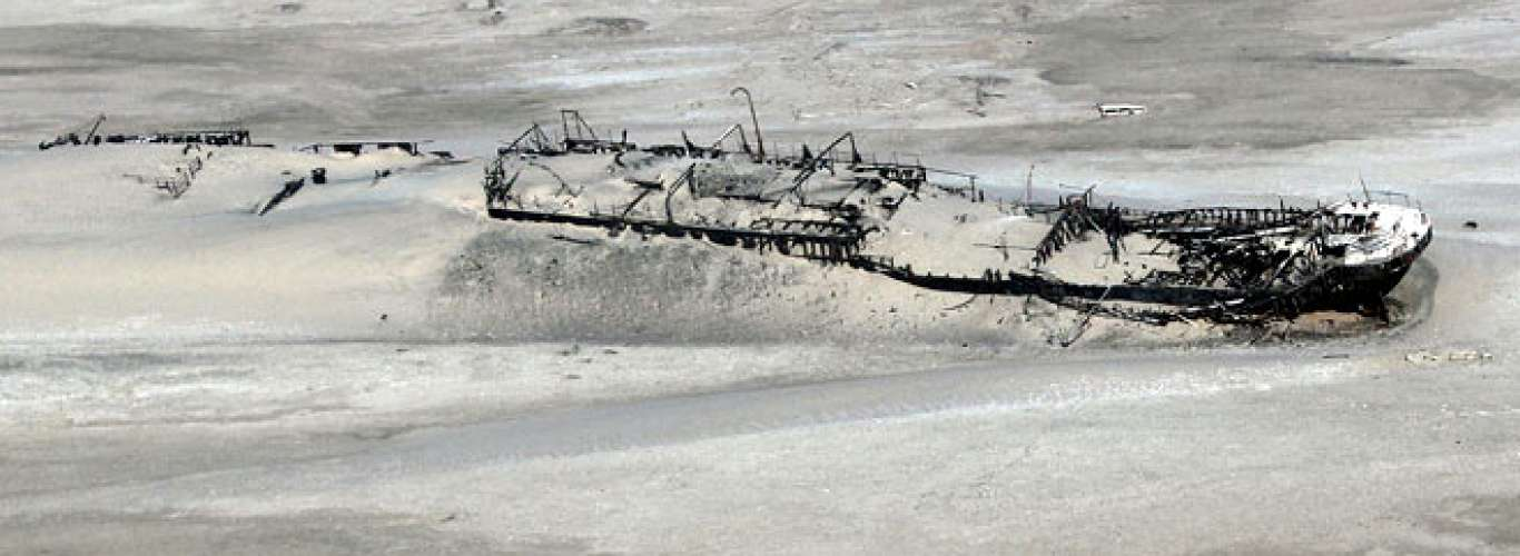 Namibia: The Skeleton Coast
