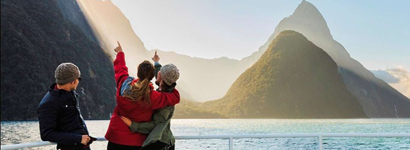Your chance to revisit New Zealand for free