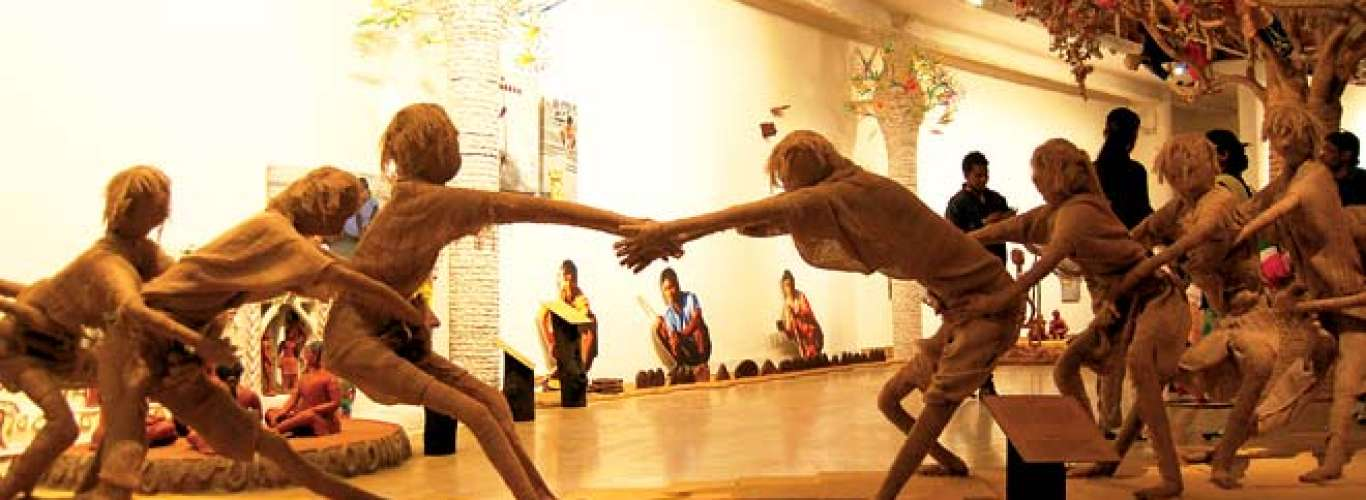 MP Tribal Museum: The jewel in Bhopal's crown