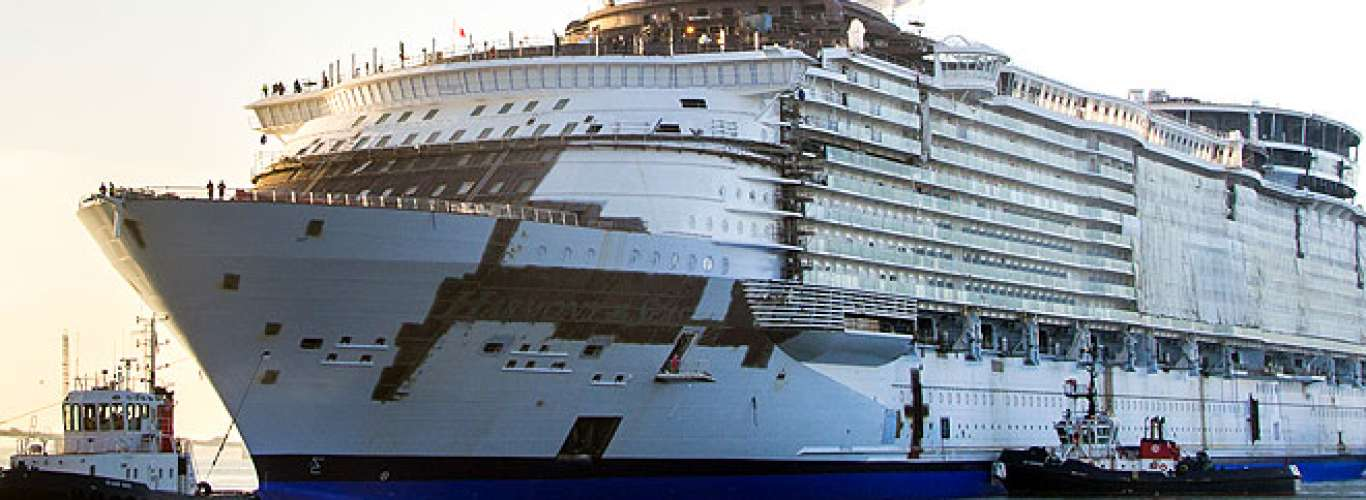 The Largest Cruise Ship in the World - Outlook Traveller