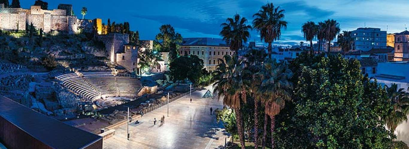 Spain: Day and Night in Costa del Sol