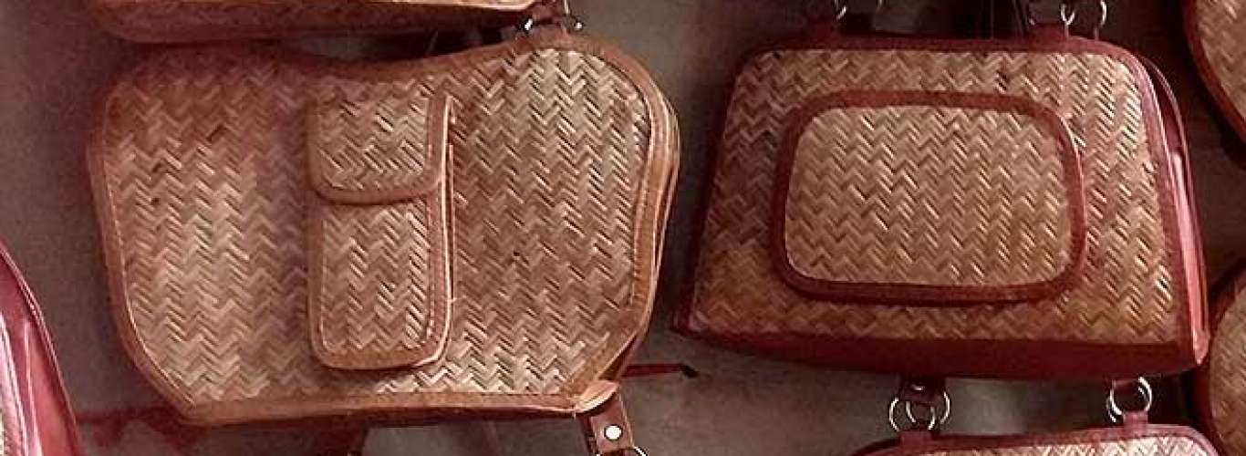 Eco-friendly crafts from West Bengal