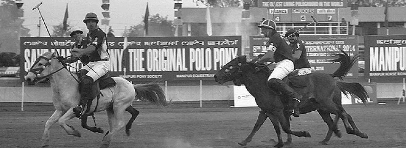 Manipur: Of Polo and Ponies