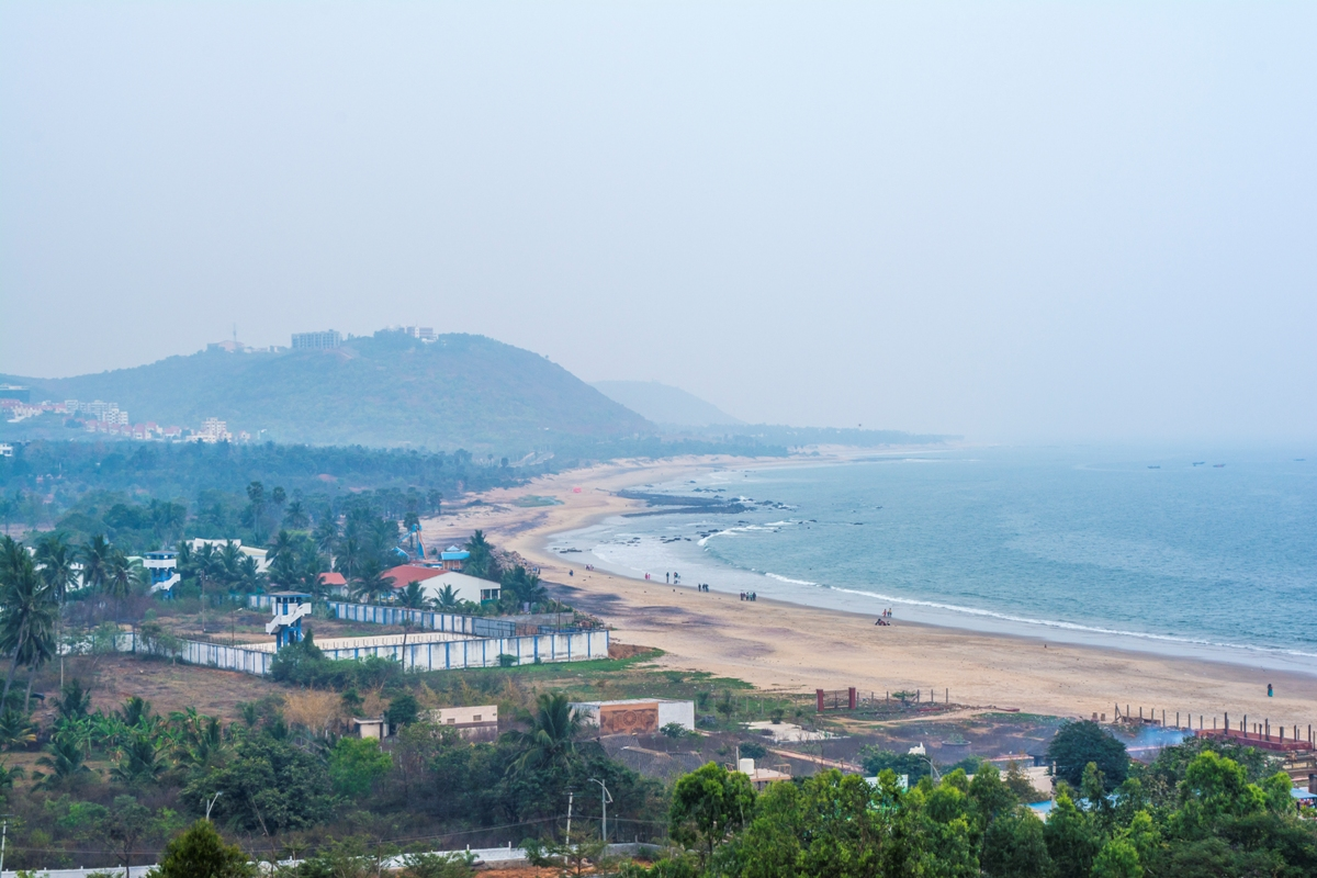 Destination Focus: Visakhapatnam