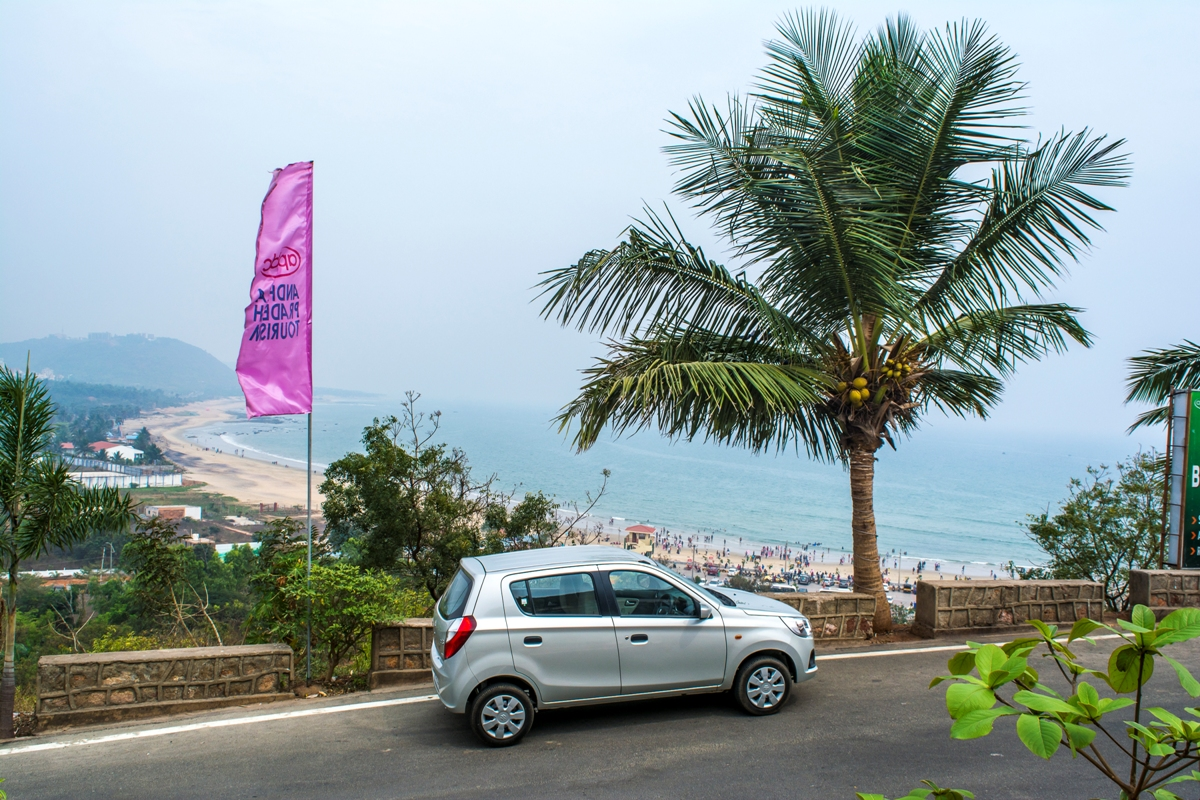 Discovering the Eastern Ghats in a Maruti Suzuki Alto