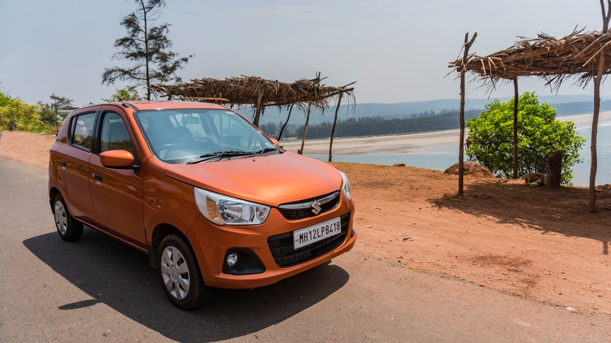 Maruti Suzuki Alto K10: The perfect travel companion for road trips