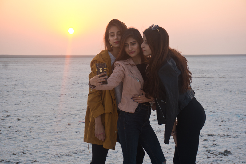 What travel means to young women in India