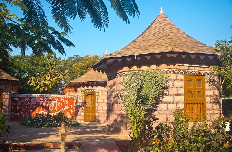 The Hub Of Kutchi Craft Nirona Bhujodi Village