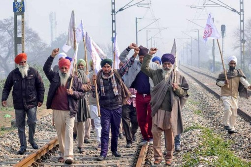 Lakhimpur Violence: SKM To Hold 'Rail Roko' Today Demanding Arrest Of Union Minister Ajay Mishra