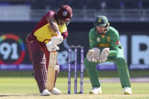 SA Vs WI, T20 World Cup, Live: Lewis Fifty Lays Platform From Windies