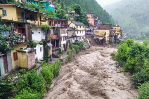 Five Killed As Heavy Rains Lash Uttarakhand, PM Modi Takes Stock Of Situation