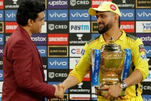 Dhoni's CSK Blow Away KKR To Win 4th IPL Crown