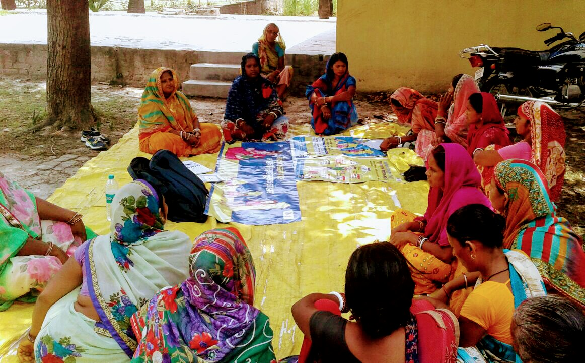 Only Women -- As Small-Holder Farmers, Janani Nutrition Warriors, Can Help Achieve A Malnutrition-Free India