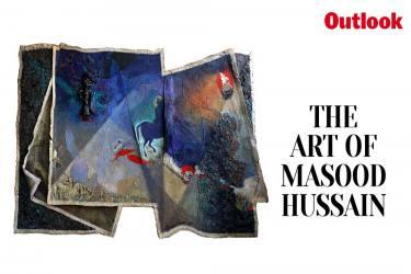 The Art Of Masood Hussain