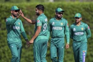 PAK Vs SA, T20 WC, Warm-Up Live: Imad Double Gives Pakistan Dream Start