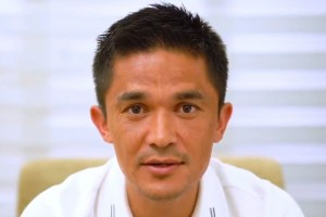 Chhetri Credits Youngsters For SAFF Win, Says Team Makes It Special