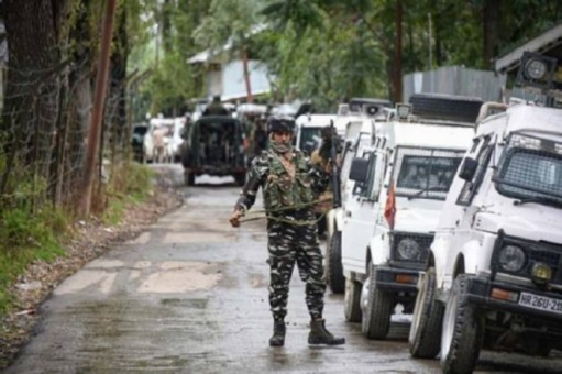 Top Militant Commander On Security Forces Hit List Trapped In J&K's Pampore Encounter