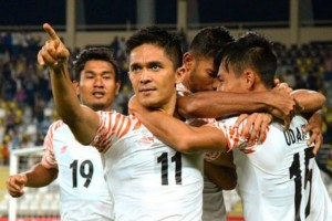 SAFF 2021: Chhetri Equals Messi Feat As India Thrash Nepal To Win 8th Title