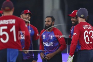 T20 World Cup: Rashid Destroys West Indies; England Need 56