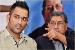 No CSK Without Dhoni, No Dhoni Without CSK: N. Srinivasan