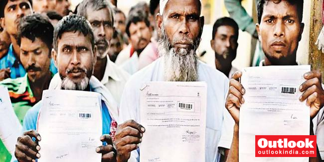 No Land's People Is An Important Document On Assam's NRC Mess   Outlook India Magazine