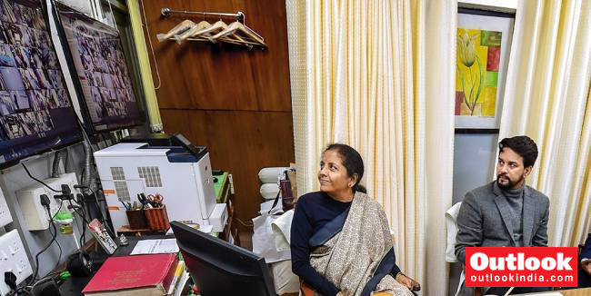 Union Budget 2020: What FM Nirmala Sitharaman Can Do To Pull Economy Out Of The Rut | Outlook India Magazine