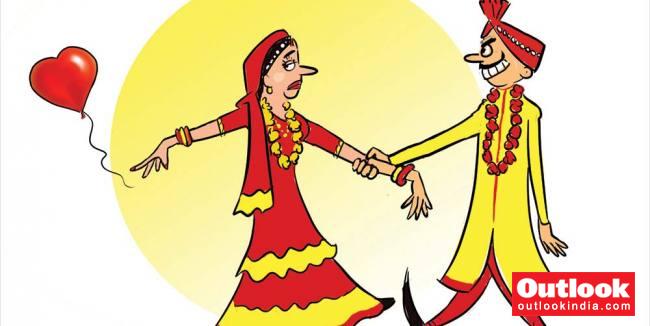 Arranged Love Pledge | Outlook India Magazine