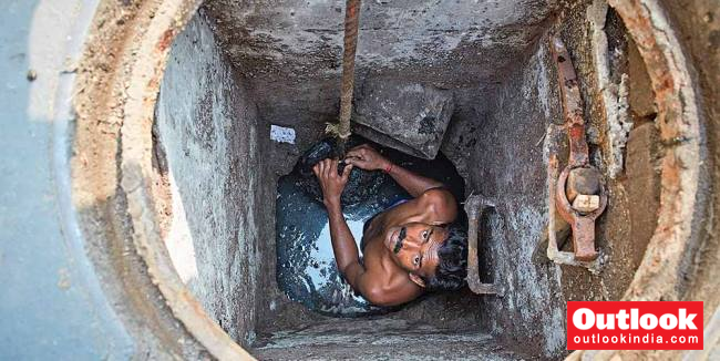 Toilet View Of The Lockdown | Outlook India Magazine