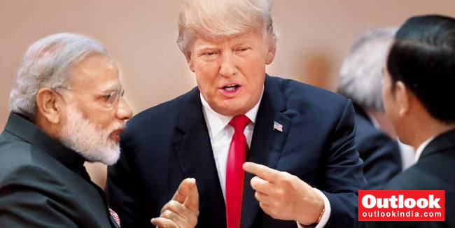 India's Fresh Challenge On Kashmir: Engage With Donald Trump But Without Opening Another Front - Outlook India thumbnail