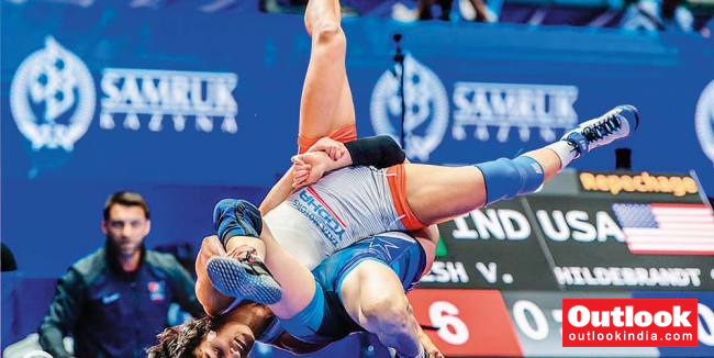 Yogeshwar Dutt's Ringside View Of Indian Grapplers' Prospects In Tokyo | Outlook India Magazine