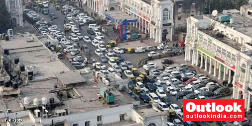 Parking in Delhi's Connaught Place to Cost More, NDMC to Remove Rs 100 Cap