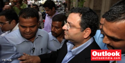 Cyrus Mistry Removed as Tata Global Beverages Ltd Chairman