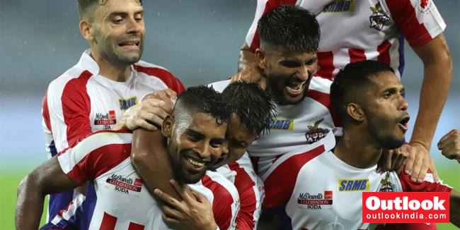 ISL: ATK Host Struggling NorthEast United