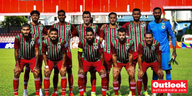 ATK Mohun Bagan Vs Bashundhara Kings, Live Streaming: When And Where To Watch AFC Cup Football Match