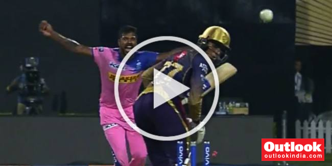 WATCH: Varun Aaron Bowls The Delivery Of The Season