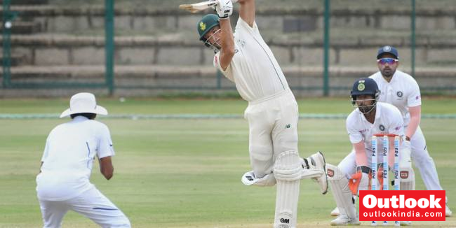 IND-A Vs SA-A: Priyank Panchal Hits Ton As 2nd Unofficial Test Ends In A Draw