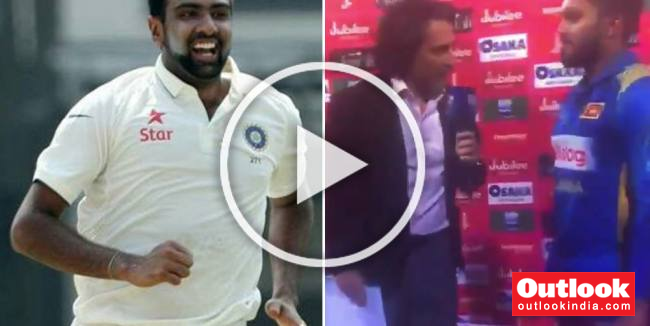 How Do You Translate 'Yes' To English? Ramiz Raja's Hilarious Attempt Leaves Ravichandran Ashwin In Splits - WATCH