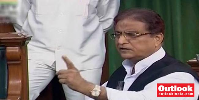 FIR Lodged Against Samajwadi Party MP Azam Khan For Slandering Jaya Prada