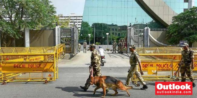 Chidambaram Spends Night At CBI Headquarters Whose Inauguration He Attended In 2011