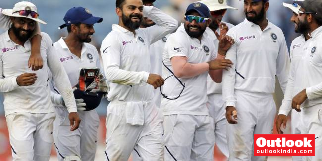 India vs South Africa, 2nd Test, Day 4, Pune: Report