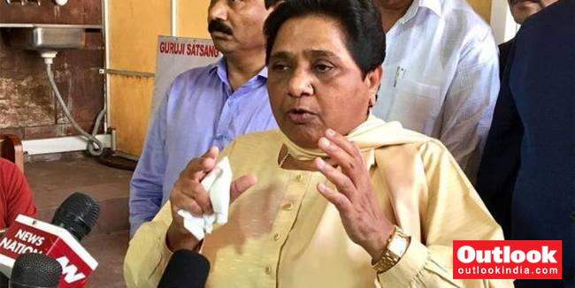Don't Spread Confusion, SP-BSP-RLD Can Defeat BJP On Its Own: Mayawati Tells Congress
