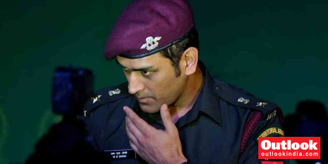 David Lloyd Finds MS Dhoni Joining Army Funny, Here's How Fans Reacted