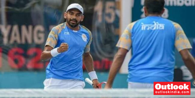 Divij Sharan Keeps India's Legacy Alive, Becomes Asia's Top-Ranked Doubles Player