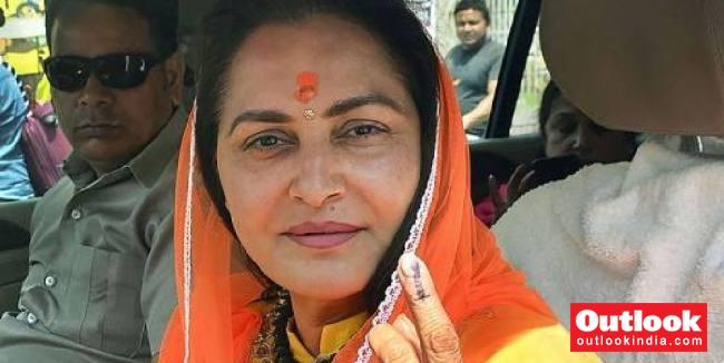 Jaya Prada Moves Court Against Azam Khan's Election From Rampur Parliamentary Constituency