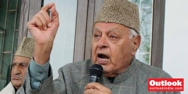 'If Situation In J&K Is Normal, Why Is Farooq Abdullah Detained Under PSA?': National Conference