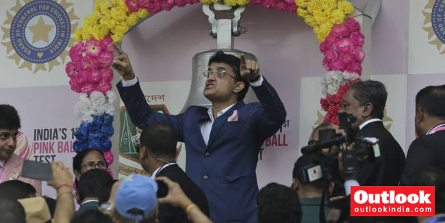 IND Vs BAN, Day-Night Test: Selfie-King Sourav Ganguly Makes Extraordinary Request Of Fans
