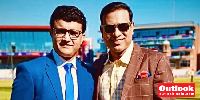 Former India Teammates Sourav Ganguly, VVS Laxman Engage In Lovely Convo On New BCCI Regime, Leaves Fans Proud And Impressed