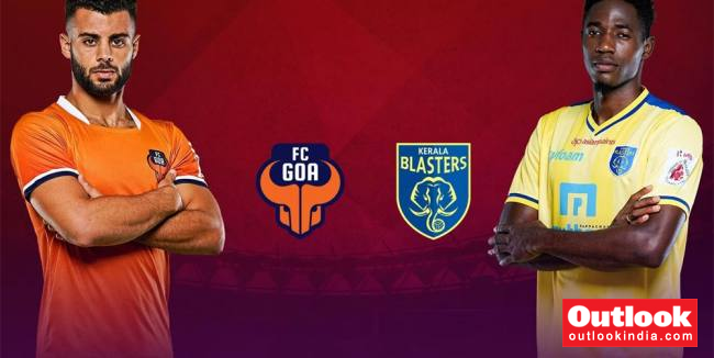 FC Goa Vs Kerala Blasters FC Live Streaming: When And Where To Watch Indian Super League Football Match