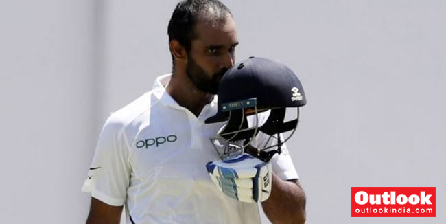 India Test Batsman Hanuma Vihari Reveals His Secret To Success