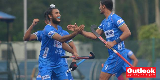 Sultan Of Johor Cup: India Thrash New Zealand 8-2 To Make Two Out Of Two